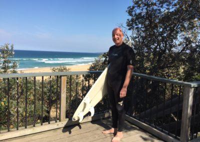 Stephen Twartz - Surfer